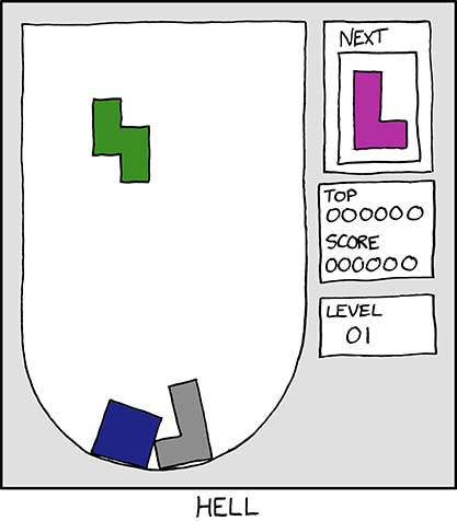 xkcd-hell