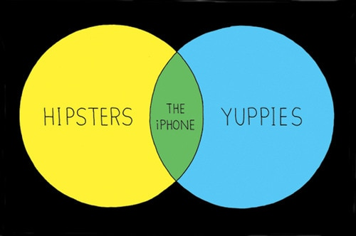 hipsters-yuppies