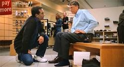 Bill Gates e Jerry Seinfeld